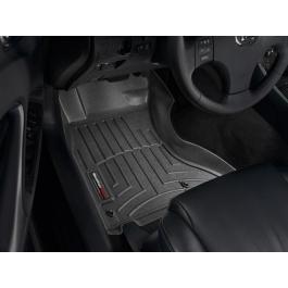 WeatherTech  442041  Custom Fit Front FloorLiner for Lexus IS250 Black