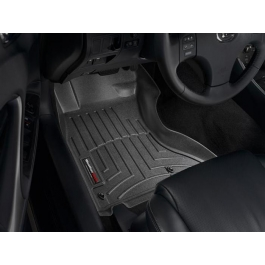 Black WeatherTech Custom Fit Front FloorLiner for Lexus IS250//IS300//IS350 442031