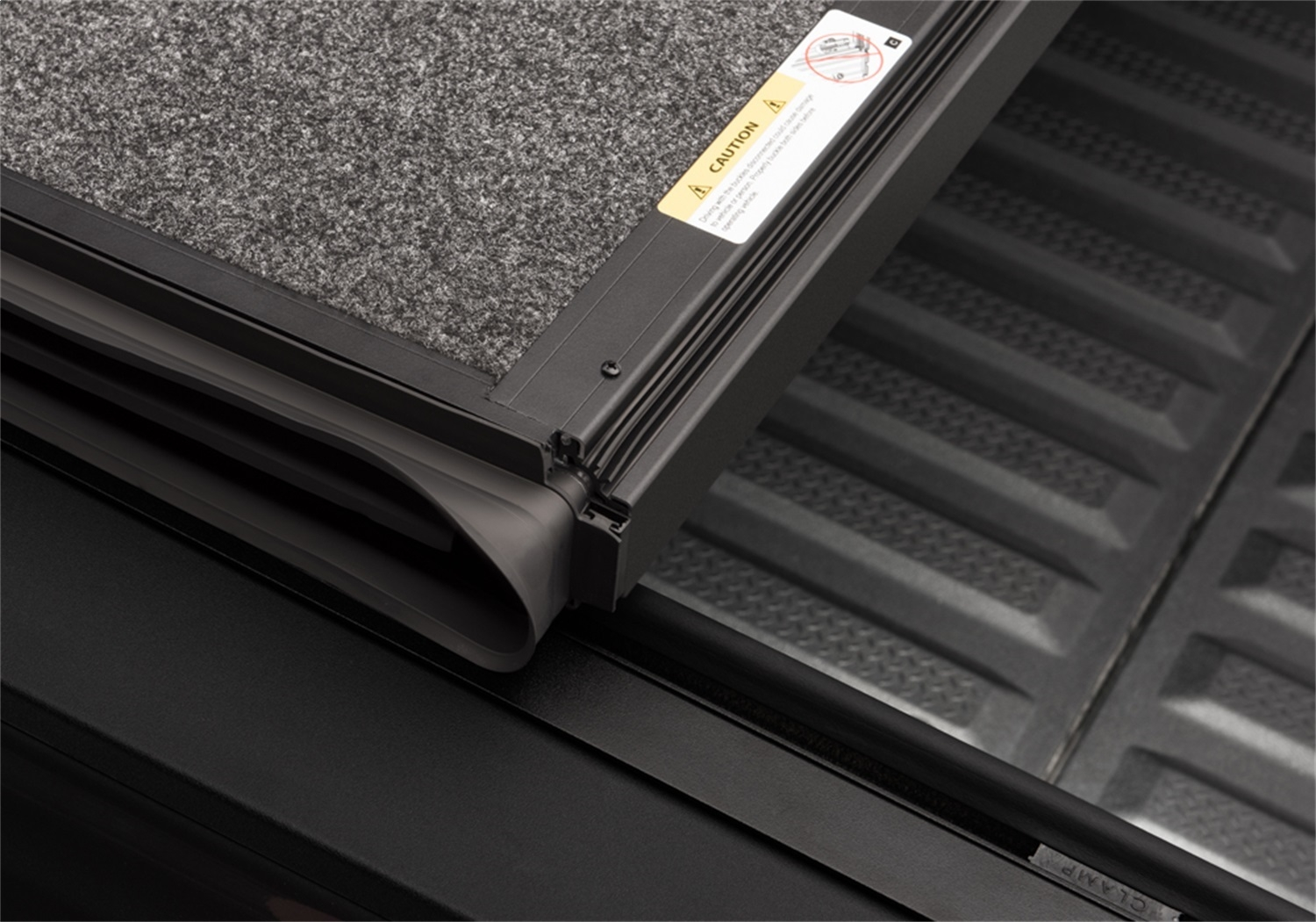 Ultra Flex Cover carpeted under panel