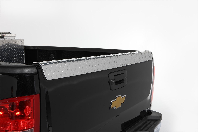 Dee Zee DZ2137B Tailgate Cap Protector Black Tread Fits Ford F-350 Super Duty
