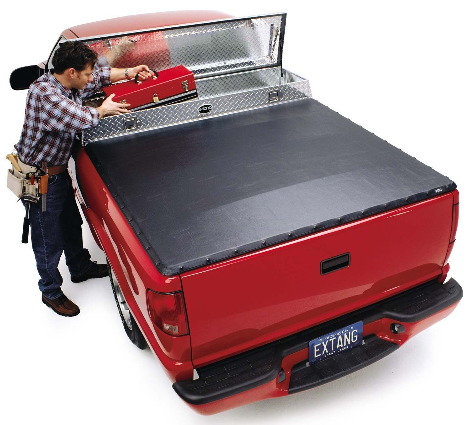 Extang Fulltilt Toolbox Hinged Tonneau Covers In Stock