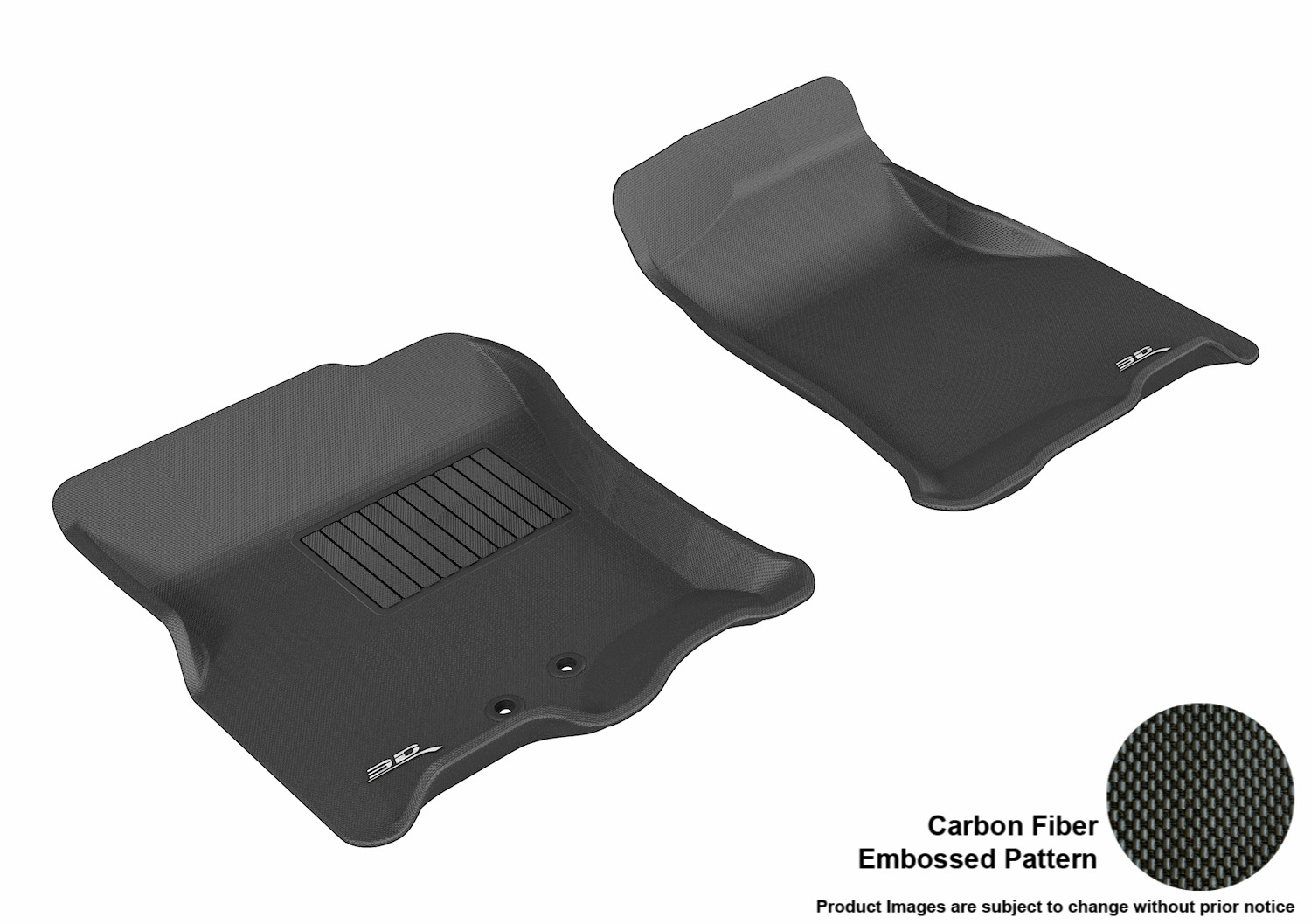 2007 2017 Ford Expedition 3d Maxpider Floor Mats Fast