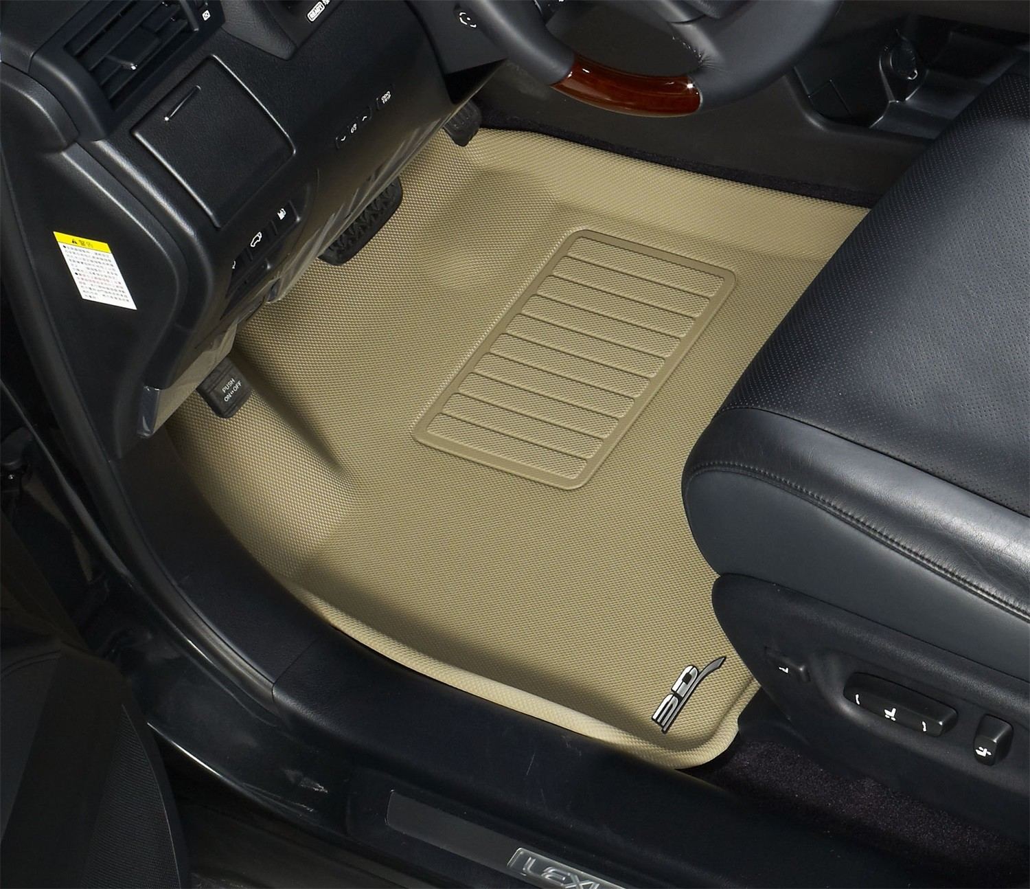 3D MAXpider Rubber Floor Mats FAST Shipping
