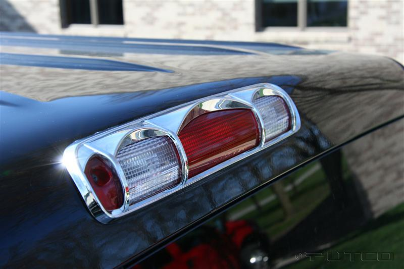 Putco Chrome 3rd Brake Light Covers Fast Shipping