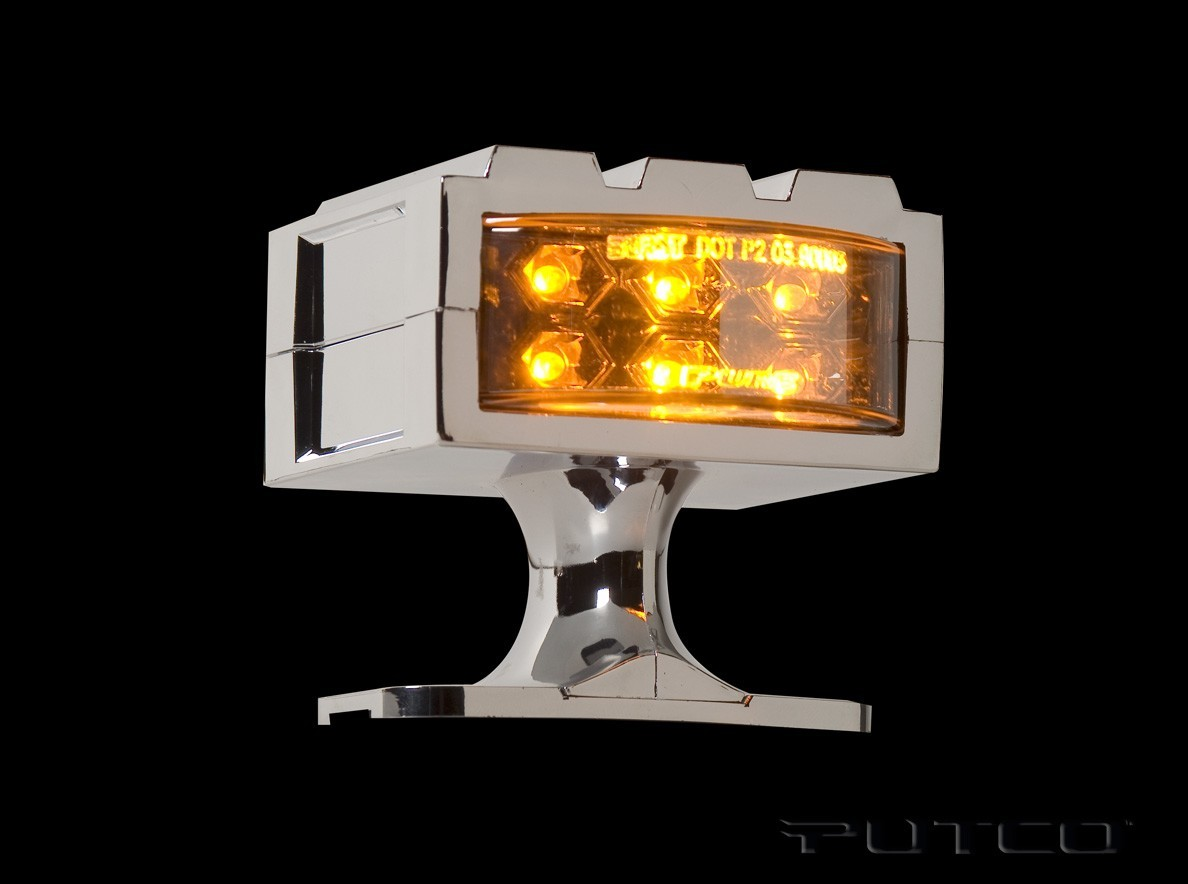Dee Zee Truck Box >> Putco LED Replacement Roof Lamps - Fast & Free Shipping!
