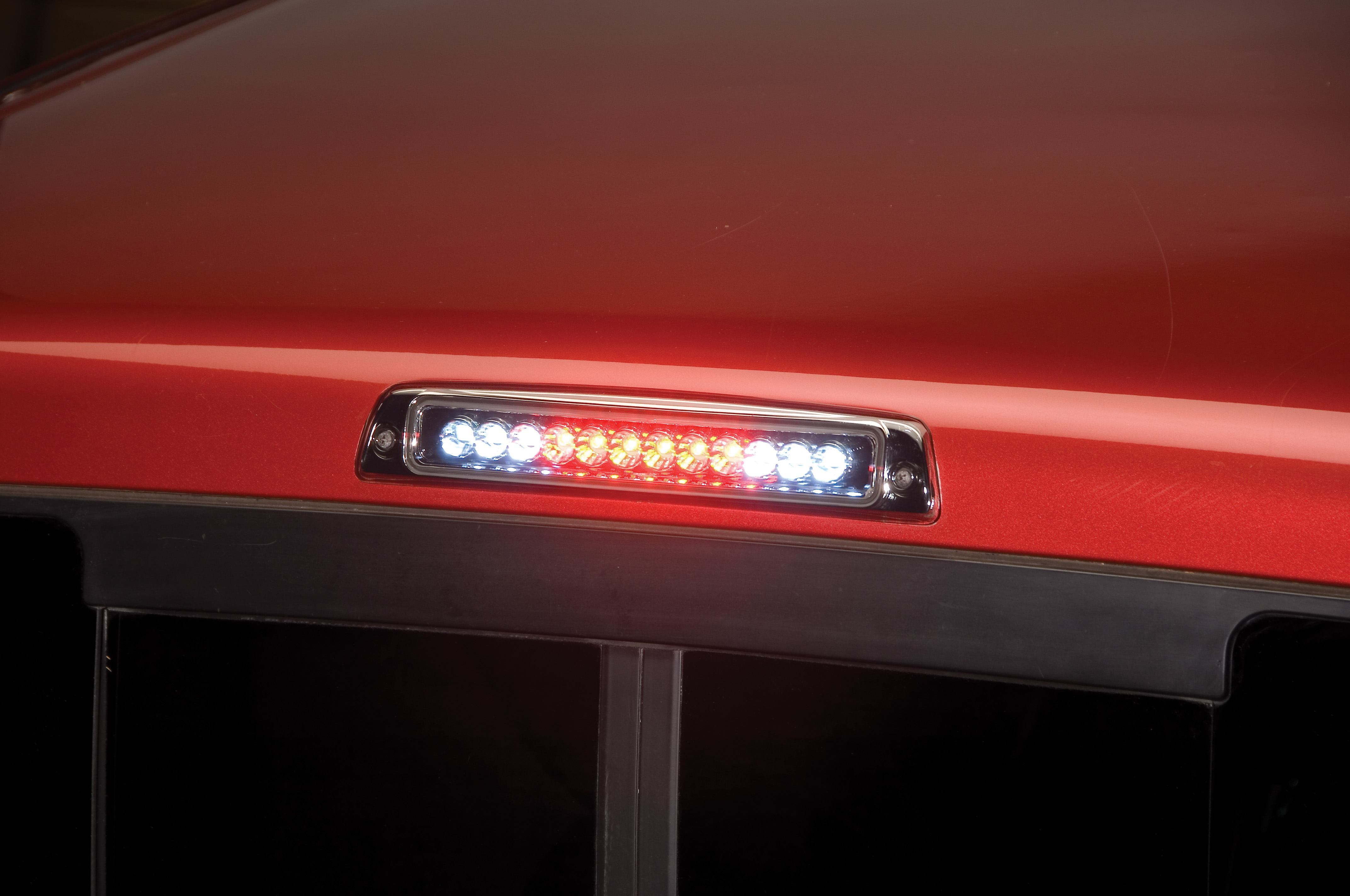 Putco Led Replacement Third Brake Lights Fast Shipping Wiring Light On Truck Cap