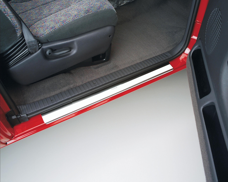 & Putco Stainless Steel Door Sill Protection - PartCatalog