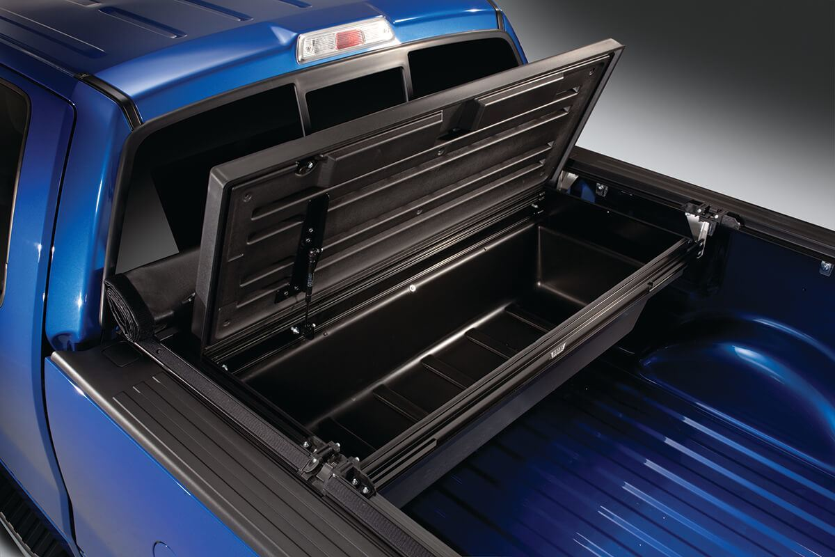 Truxedo Tonneaumate Truck Bed Toolbox Fast Shipping