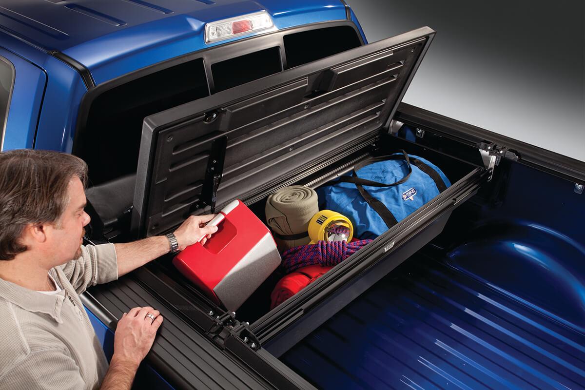 Truxedo Tonneaumate Truck Bed Toolbox Fast Shipping