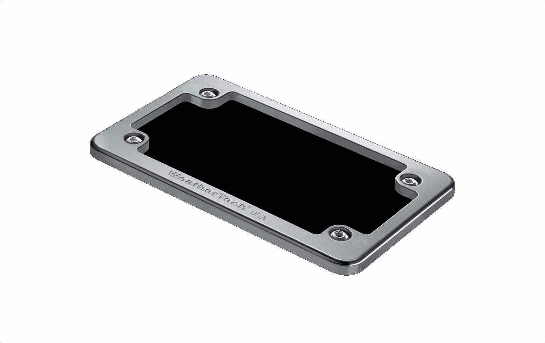 WeatherTech Billet License Plate Frame - Fast Shipping!