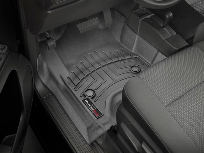 Weathertech FloorLiners for 19 Chevrolet Silverado 1500