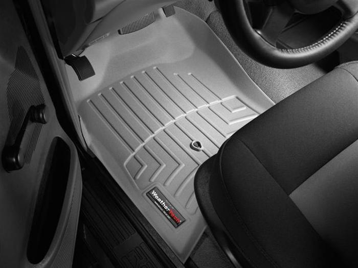 Autotech Park Custom Fit Car Floor Mat Compatible with 2019-2020 Compatible with Ford Ranger SuperCab All Weather Heavy Duty Floor Mat Set