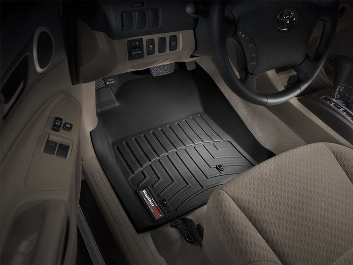 Toyota Tacoma Weathertech Floor Mats Updated January 2020