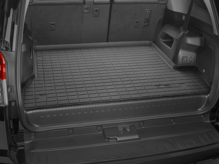 WeatherTech Custom Fit Cargo Liners for Toyota 4Runner Black