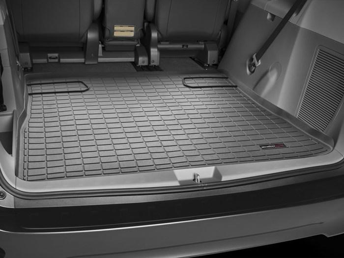 Toyota Sienna Weathertech Floor Mats Updated January 2020