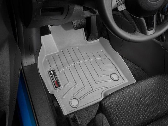 Black WeatherTech Rear FloorLiner for Select Mazda CX-5 Models ...
