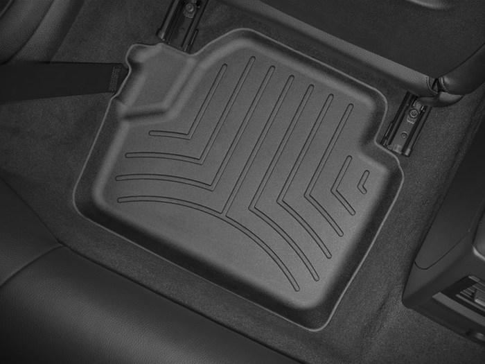 Nylon Carpet Coverking Custom Fit Front Floor Mats for Select BMW 3-Series Models Black
