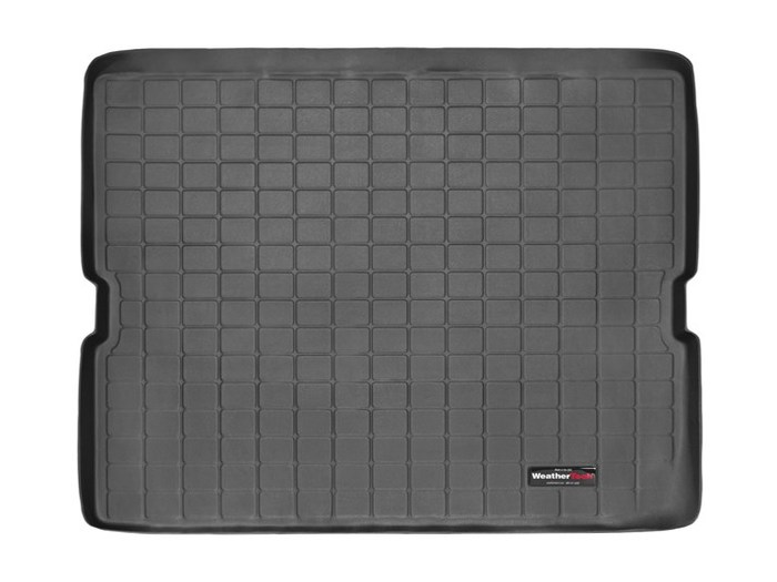WeatherTech Custom Fit Rear FloorLiner for Suzuki Grand Vitara Black