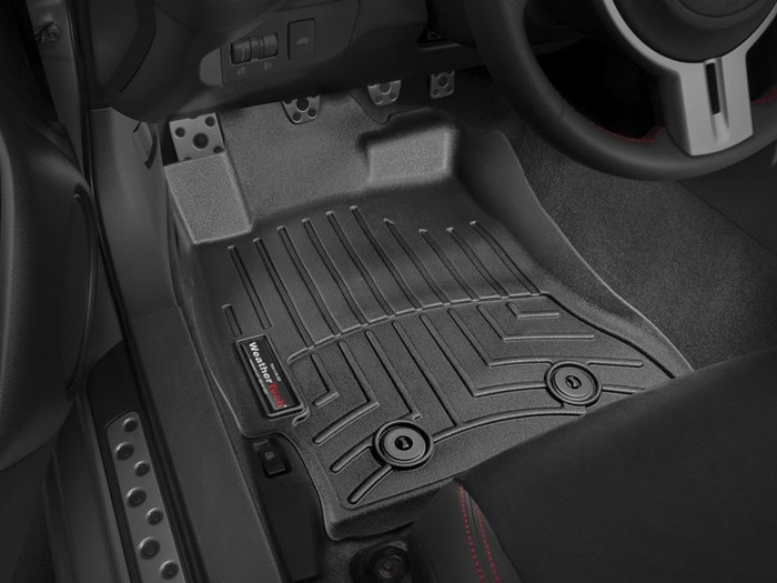 2013 2016 Scion Fr S Weathertech Floor Mats Fast Amp Free