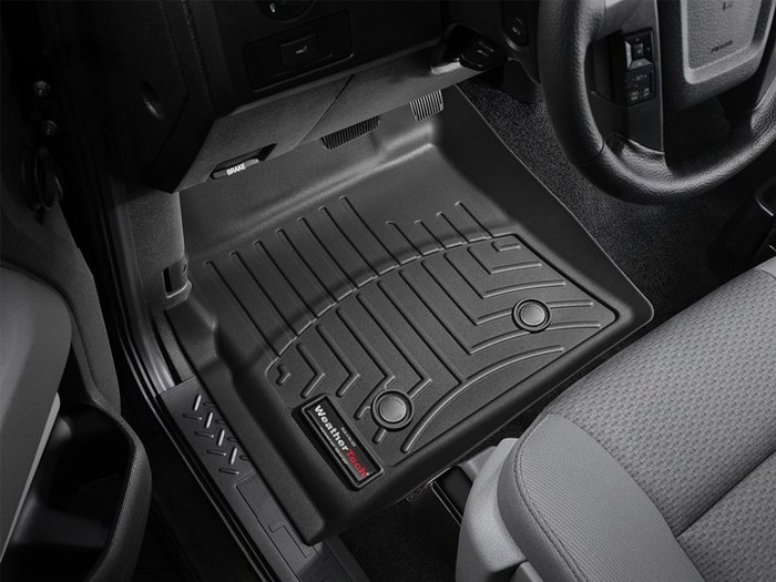 1997-2018 ford f-150 weathertech floor mats