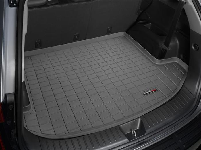 Nylon Carpet Coverking Custom Fit Front Floor Mats for Select Kia Rondo Models CFMAX1KI7036 Black