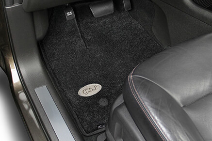 Lloyd Personalized Floor Mats