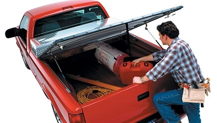 FullTilt Snapless Toolbox Tonneau Covers