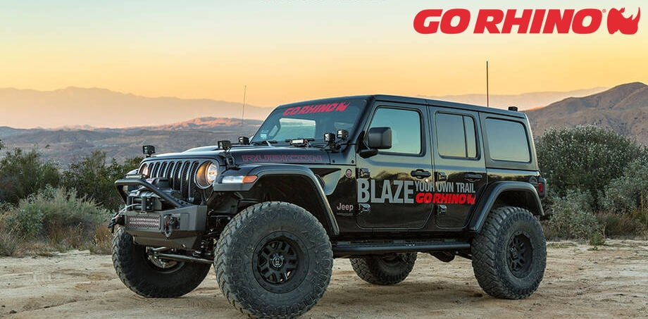 Go Rhino Buyer's Guide | Jeep Steps, Boards, Racks, Bumpers, Fenders & More