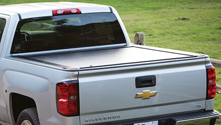 JackRabbit Retractable Tonneau Cover