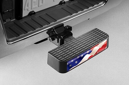 WeatherTech BumpStep USA Step & Bumper Protection