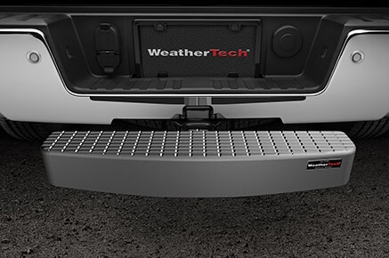 WeatherTech BumpStepXL Step & Bumper Protection