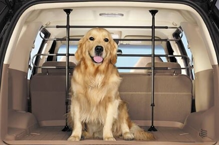 WeatherTech Pet Barrier / Dog Divider