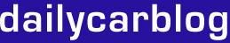 Daily Car Blog