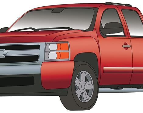 Chevrolet Silverado New Body Style Fender Flares
