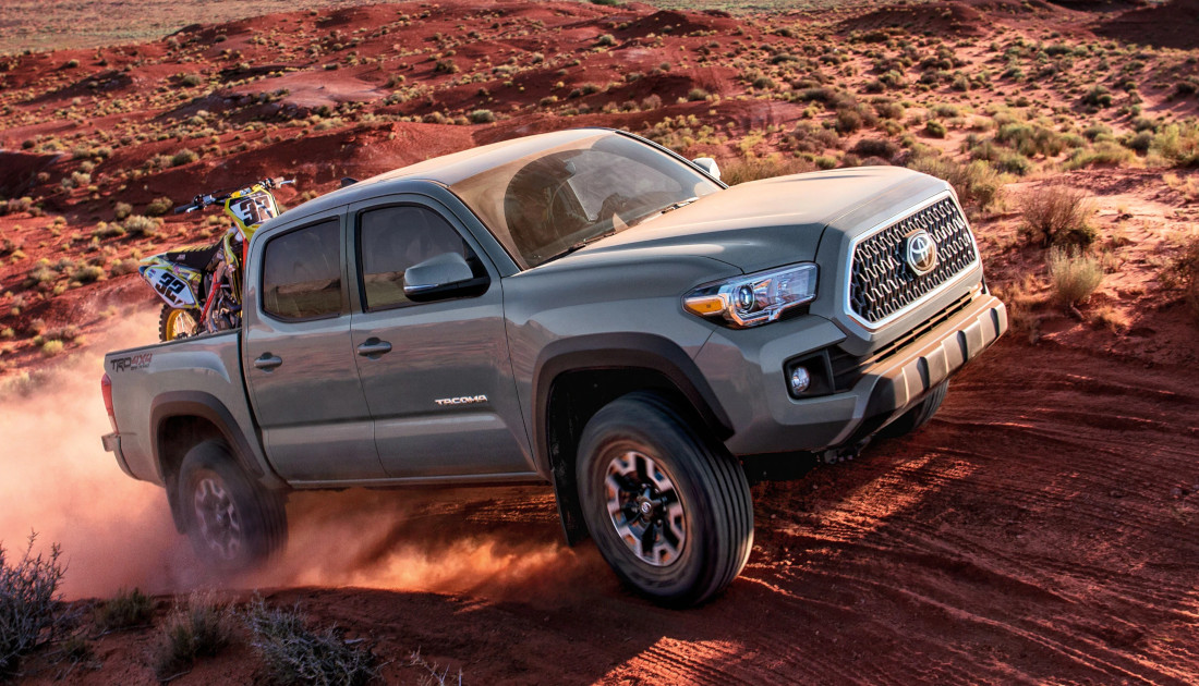 2018 Toyota Tacoma Accessories - Your Ultimate Guide