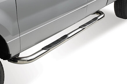 Westin E-Series Stainless Steel Step Bars