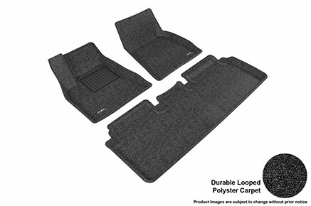 **Carpet Version** - Front & Rear Cabin - $184.58