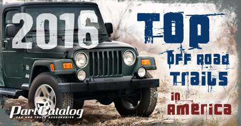 2016 Top Off Road Trails
