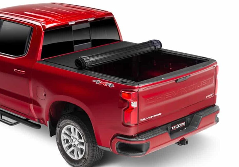 Truxedo Sentry CT truck bed cover