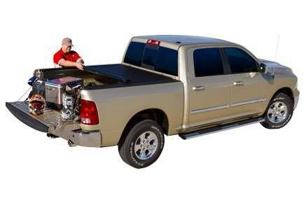 TonnoSport Roll-Up Tonneau Cover
