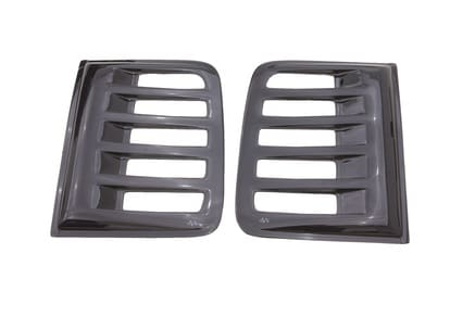AVS Aeroshade Side Window Louvers