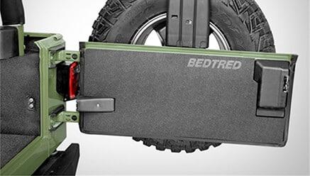 BedRug BedTred Tailgate Mat