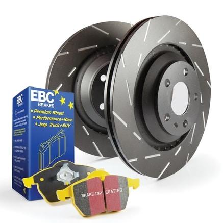 S9 Yellowstuff and USR Rotors Kit