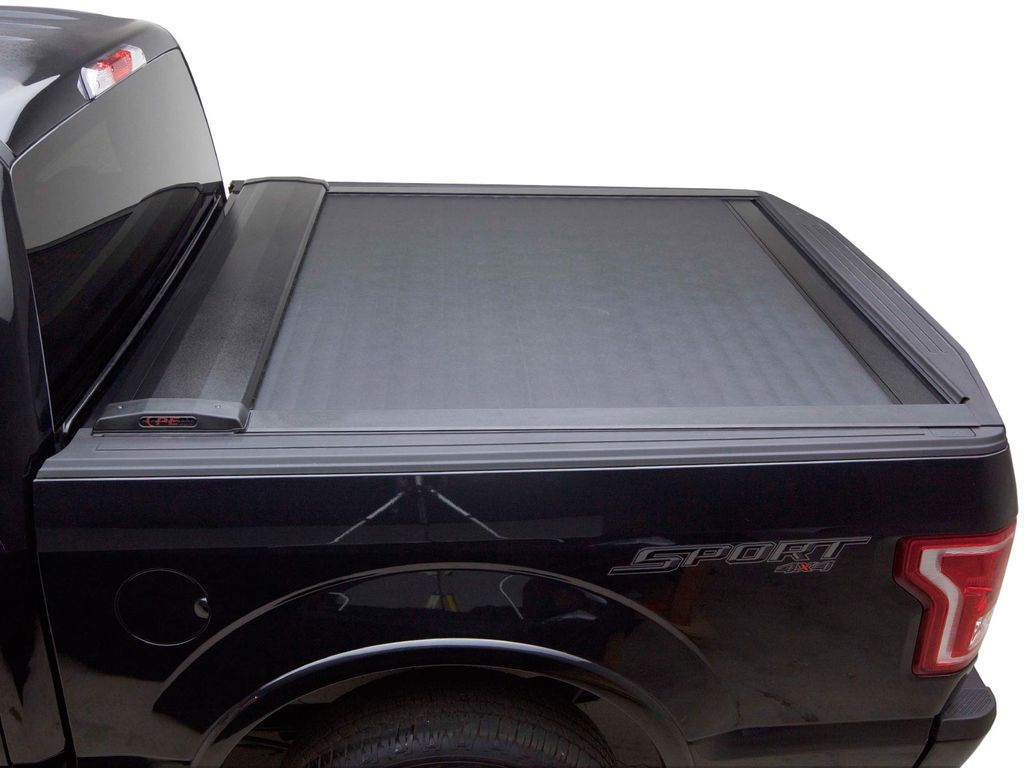 Pace Edwards Switchblade retractable tonneau cover