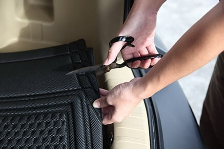 3D MAXpider® Universal Trunk & Cargo Liners