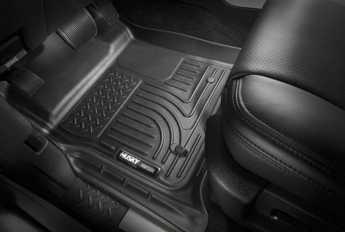 Husky Liners WeatherBeater Floor Liners and mats