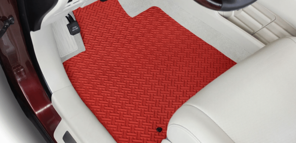 Lloyd Northridge Car Floor Mats: Stability