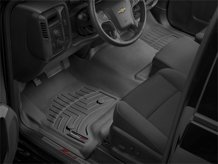 Weathertech digitalfit weather floor mats: form