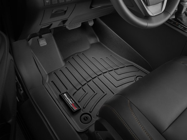 Weathertech digitalfit weather floor mats: stability