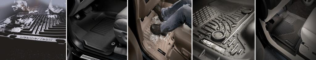 best car floor mats for snow